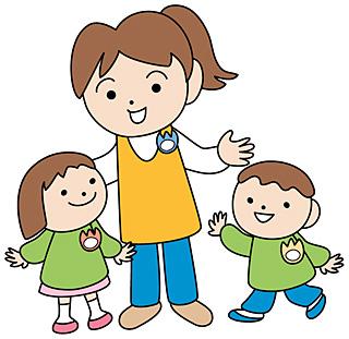 保育士と子どものイラスト このページに関するお問い合わせ先 会津保健福祉事務所(会津保健所) 保