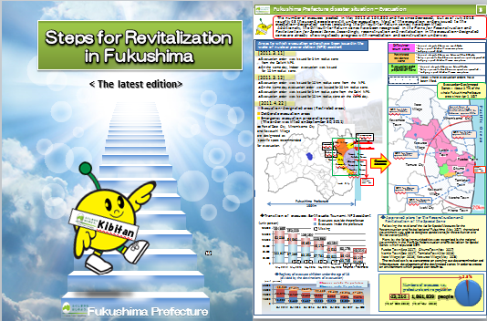 Steps for Revitalization in Fukushima Prefecture