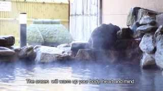 "For the sake of those people who waited for us ""The Onsen of Fukushima"""