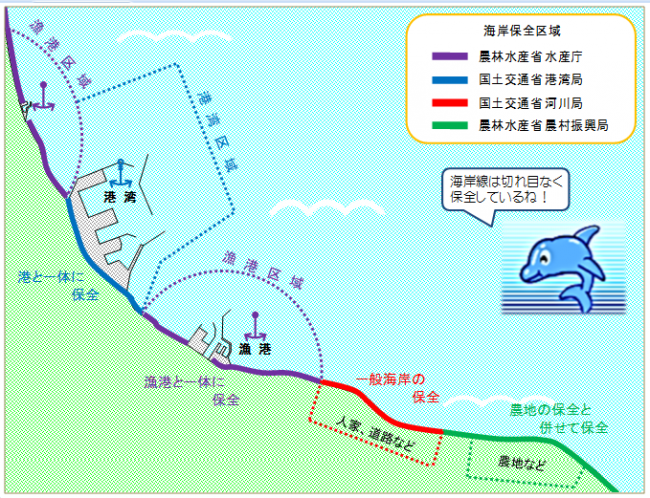 海岸の情報